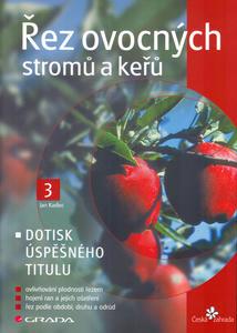 Řez ovocných stromů a keřů