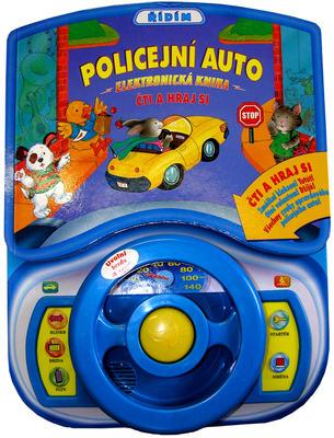 Obrázok Řídím policejní auto