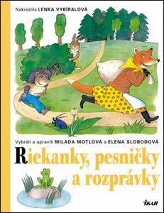 Obrázok Riekanky, pesničky a rozprávky