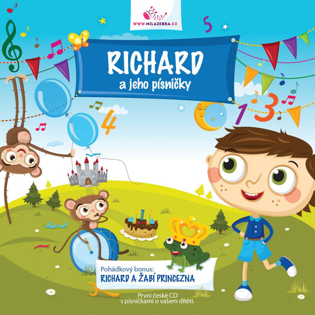Richard a jeho písničky