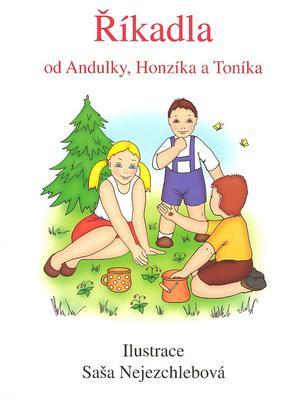 Obrázok Říkadla od Andulky, Honzíka a Toníka
