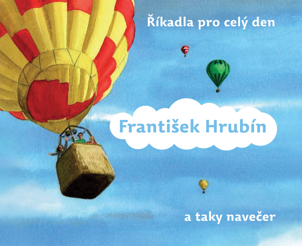Říkadla pro celý den - František Hrubín