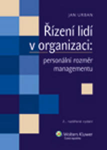 Obrázok Řízení lidí v organizaci: personální rozměr managementu