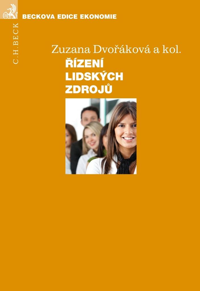 Řízení lidských zdrojů - Mgr. Zuzana Dvořáková