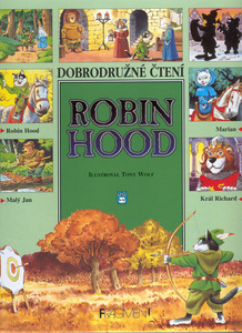 Obrázok Robin Hood