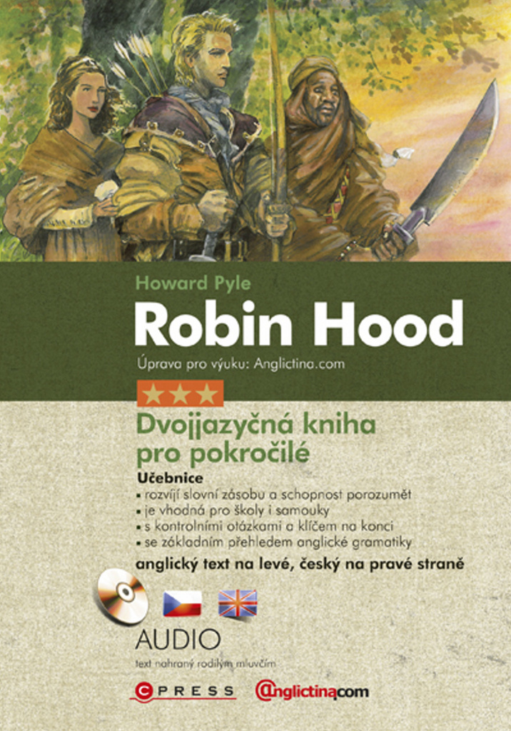 Robin Hood + CD ROM - Howard Pyle