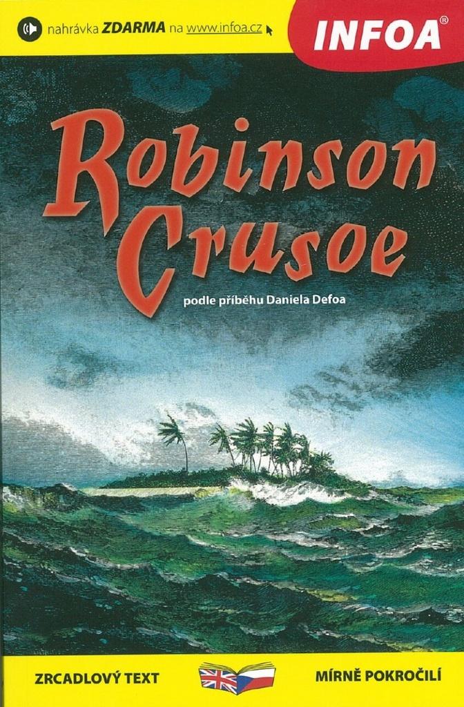 Robinson Crusoe - Daniel Defoe, Anthony Masters