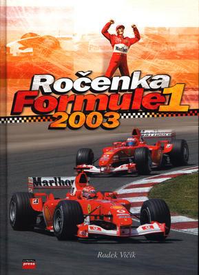 Obrázok Ročenka Formule 1   2003