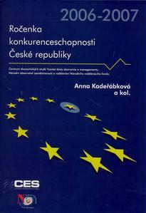 Obrázok Ročenka konkurecnceschopnosti České republiky