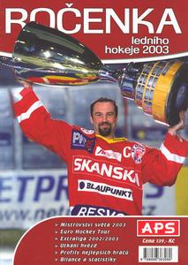 Obrázok Ročenka ledního hokeje 2003