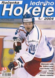Obrázok Ročenka ledního hokeje 2004