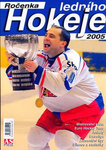 Obrázok Ročenka ledního hokeje 2005