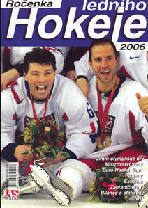 Obrázok Ročenka ledního hokeje 2006