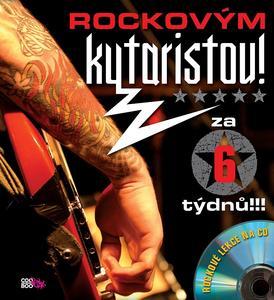 Obrázok Rockovým kytaristou! Za 6 týdnů !!! + CD