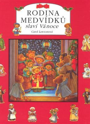 Obrázok Rodina medvídků slaví Vánoce