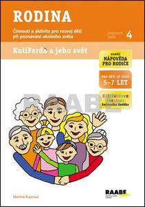Obrázok Rodina Pracovní sešit 4