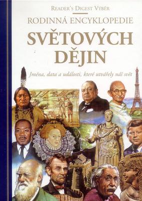 Obrázok Rodinná encyklopedie světových dějin