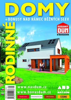 Obrázok Rodinné domy + bonusy nad rámec běžných slev