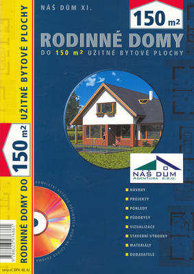 Obrázok Rodinné domy do 150 m2 XI/2006