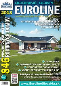 Obrázok Rodinné domy Euroline 2013