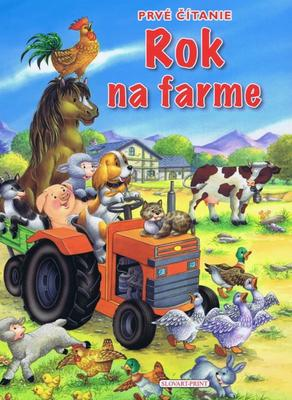 Obrázok Rok na farme Prvé čítanie
