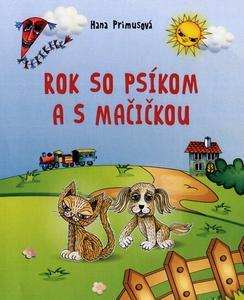 Obrázok Rok so psíkom a mačičkou