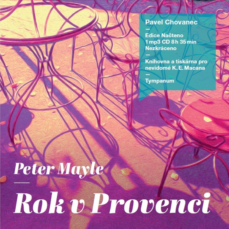 Rok v Provenci - Peter Mayle