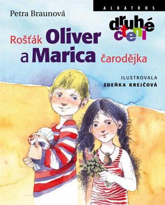 Obrázok Rošťák Oliver a Marica čarodějka
