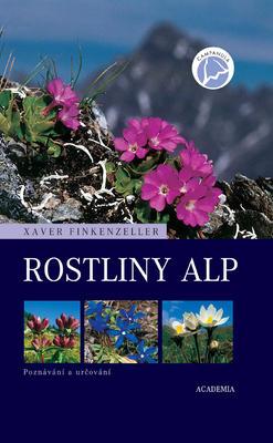Rostliny Alp. Poznávání a určování