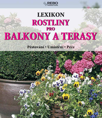 Obrázok Rostliny pro balkony a terasy