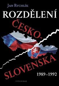 Obrázok Rozdělení Československa 1989-1992