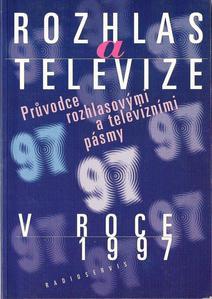 Obrázok Rozhlas a televize v roce 1997