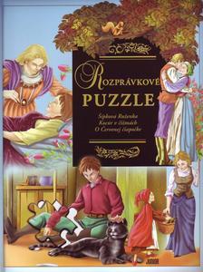Obrázok Rozprávkové puzzle