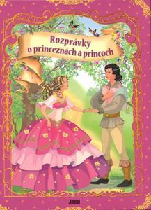 Obrázok Rozprávky o princeznách a princoch
