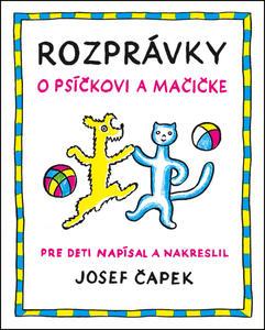Obrázok Rozprávky o psíčkovi a mačičke