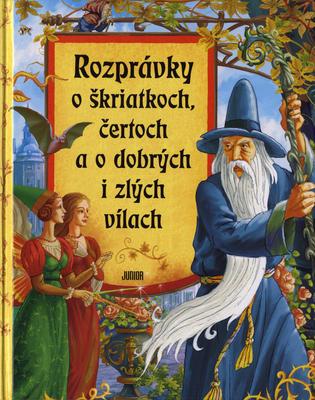 Obrázok Rozprávky o škriatkoch, čertoch a o dobrých i zlých vílach