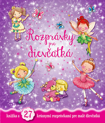 Obrázok Rozprávky pre dievčatká