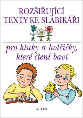 Obrázok Rozšiřující texty ke Slabikáři