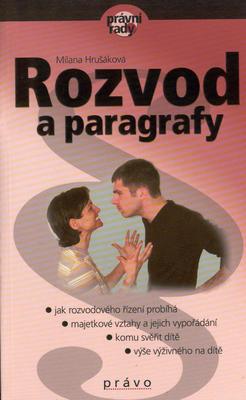 Obrázok Rozvod a paragrafy