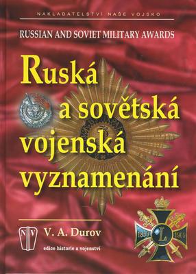 Obrázok Ruská a sovětská vojenská vyznamenání