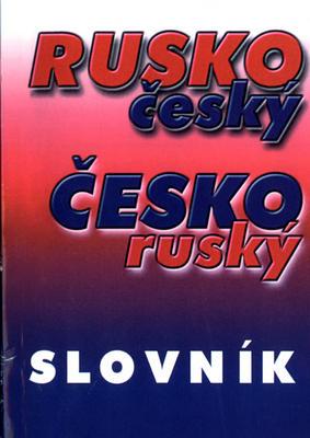 Obrázok Rusko-čes.a čes.ruský slovník