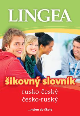 Obrázok Rusko-český česko-ruský šikovný slovník