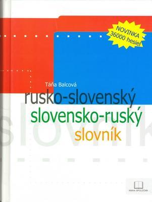 Obrázok Rusko-slovenský slovensko-ruský slovník