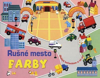 Obrázok Rušné mesto Farby