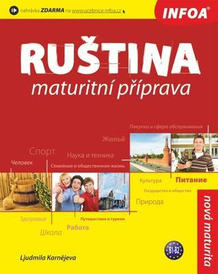 Obrázok Ruština Maturitní příprava