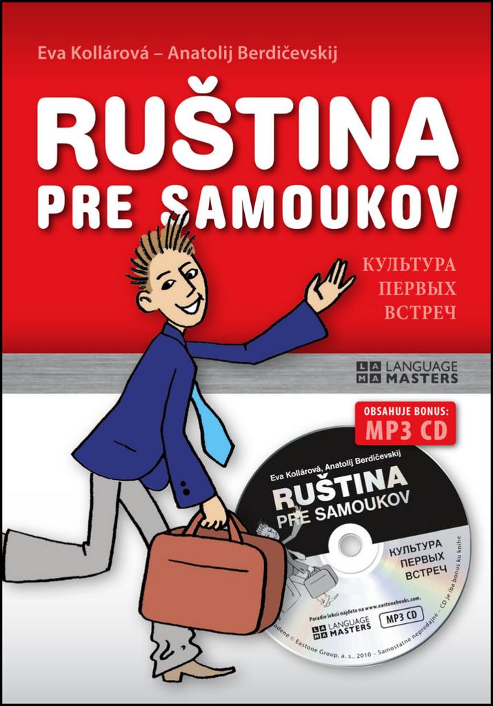Ruština pre samoukov + CD - Anatolij Berdičevskij, Eva Kollárová