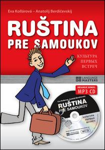 Obrázok Ruština pre samoukov + CD
