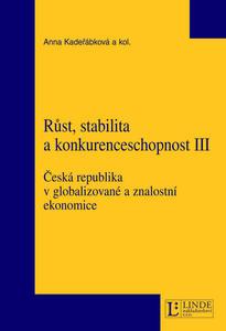 Obrázok Růst, stabilita a konkurenceschopnost III