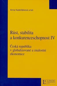 Obrázok Růst, stabilita a konkurenceschopnost IV