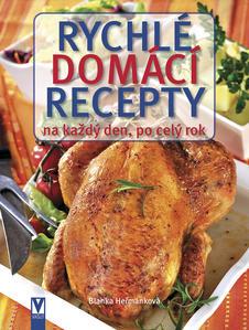 Obrázok Rychlé domácí recepty